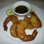 tempura crevettes