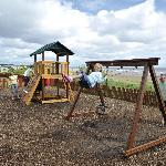 Outdoor Play Area at Parkdean Southerness Holiday Park