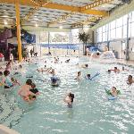 Indoor Swimming Pool at Parkdean Southerness Holiday Park