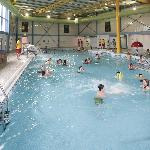 Indoor Swimming Pool at Southerness Holiday Park