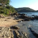 'secret' beach