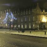 Inthe snow-December