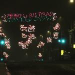 Grantown Christmas Lights