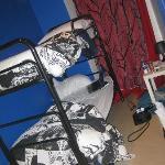 My room. Diabolik Themed