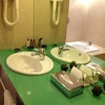 Bathroom of room