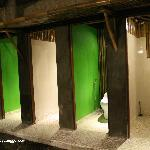 share bathroom