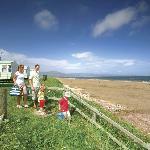 Embo Beach at Parkdean Grannie's Heilan' Hame Holiday Park