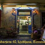 Best Middle Eastern Cuisine in Ljubljana!