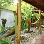 Murale d'inspiration des Caraibes