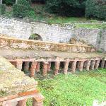 vasche termali, Fiesole