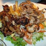 Salade île de Crête (je crois)