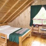 Bedroom cottage #1 (for groups)