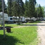 Camping lots