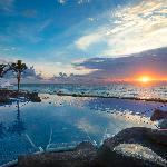 Sunrise at Hard Rock Hotel Cancun