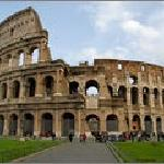 "The Flavian Amphitheatre, since the seventh century ad known as ""The  Colosseum""...!"