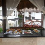 Laguna Snack Bar by the pool
