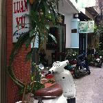 Luan Vu and Nhat Thao