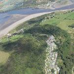 Cardigan Bay Ariel View