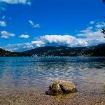 Vallée des Lacs à partir du Camping au Clos de la Chaume Corcieux Vosges Lorraine