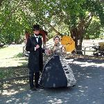 Mr. and Mrs. Abraham Lincoln