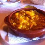 Fabada - Spanish kidney bean soup