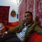 La Baraka - the owner Hicham