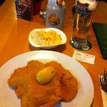 Schnitzel Wiener Art (vom Schwein!) Lecker!