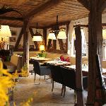Restaurant Kaminhalle