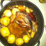 pork leg... yum yum yum