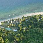 WayaLaiLai from Big White Rock - village on right