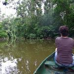 Kanutour durch den Regenwald