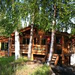 Frances Lake Wilderness Lodge Foto