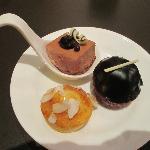 Dessert at Esspressamente