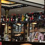 Vue au bar