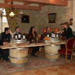 La dégustation de 3 vins est incluse dans notre visite