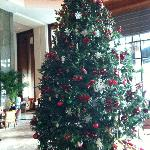 Christmas at the Peninsula Hotel Bangkok