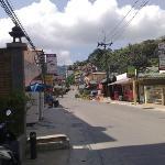 street outside