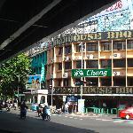 Rama IV Road & Surawong