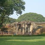 Tipu Sultan Fort Interior View