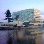 Beacon Island Hotel from Central Beach