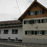 Gasthof zum Krönele, Aussenanlage