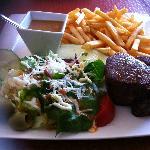 Fillet Steak for lunch