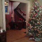 Open Year Around ~ Christmas is a magical time at the Inn