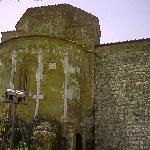 l'abside visto da fuori
