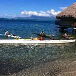 Outrigger training
