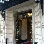 ingresso del l'hotel