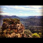 Katoomba - the next town over from Leura