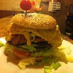 hamburguesa de doble carne