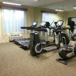 Fitness center view 1