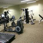 Fitness center view 2